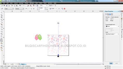 cara membuat gambar bergerak dengan corel draw x4 cara membuat gambar di corel draw x4 bilqis scarf indonesia