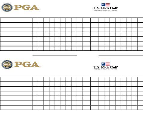 golf scorecard template golf club rental agreement template complete