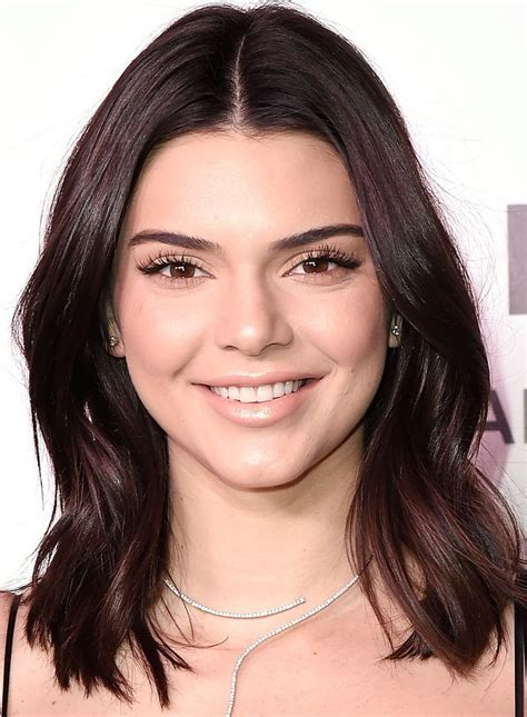 even hair cuts vs textured hair cuts 17 best ideas about kendall jenner haircut on pinterest