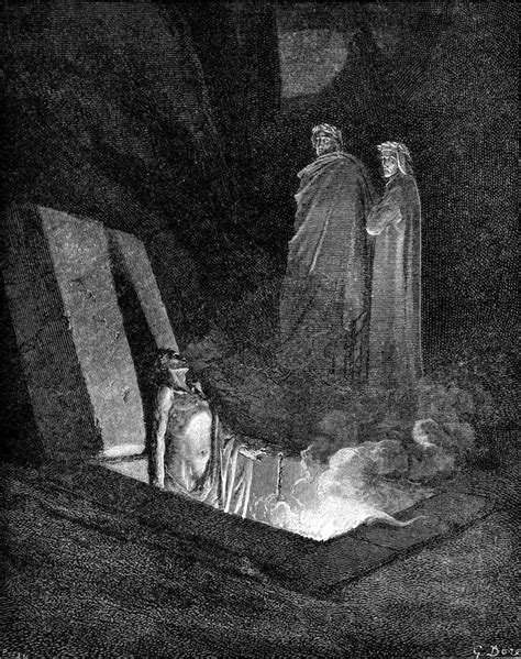 What are Dante's circles of hell? - Quora