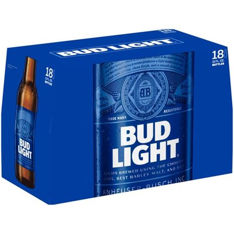 12 bud light price bud light beer 12 fl oz 18 pack walmart com