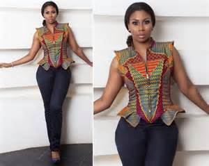 African clothes modern african print dresses chic modern african print