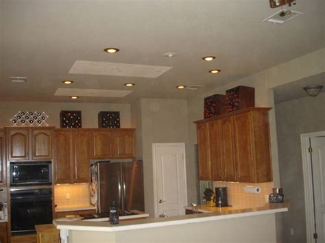 kitchen can lighting goodbye fluorescent hello beautiful recessed lighting gary sherman