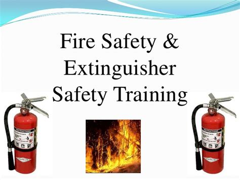 extinguisher certificate template safety extinguisher safety