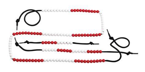 Math String - school specialty rekenrek student beadstring 1498156