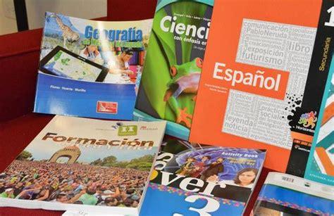 libros de texto gratuitos 2016 2017 diario educacin sep publica lista de libros de secundaria para ciclo 2016