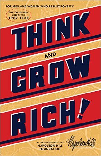 think and grow rich 1937 edition ebook think and grow rich the 1937 edition napoleon hill
