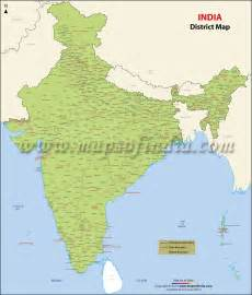 india districts map clickable