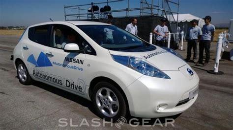 Nissan Autonomous 2020 by Nissan Autonomous Driving Technology To Arrive In In