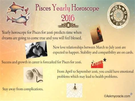 new year horoscope 2016 new year horoscope for pisces 28 images 1000 images