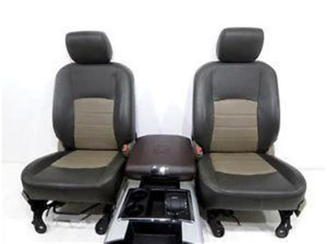 Oem Replacement Seat Upholstery by Replacement Dodge Ram Oem Replacement Leather Front Seats