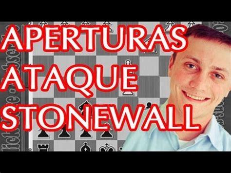 las mejores partidas de ajedrez youtube el ataque stonewall la mejor apertura para las blancas