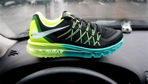 Sepatu Running Nike Luharglide 2015 For Blackblue Replika Import harga nike air max 2015 black white uk