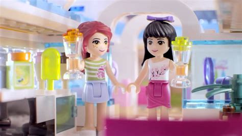 jacht lego friends jacht 41015 lego friends pl youtube