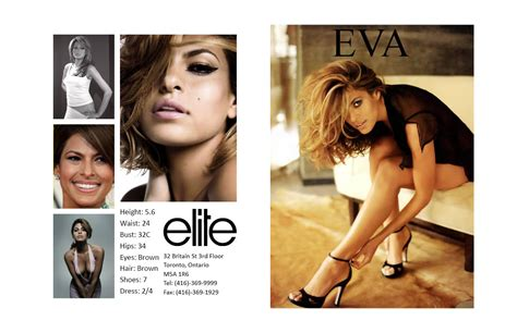 Makeup Artist Composite Card Template by Model Comp Card Template Kit Vol 3 Model Comp Card