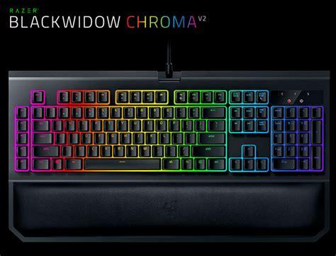 Gaming Keyboard Designed By Raze razer blackwidow chroma v2 mechanical gaming keyboard