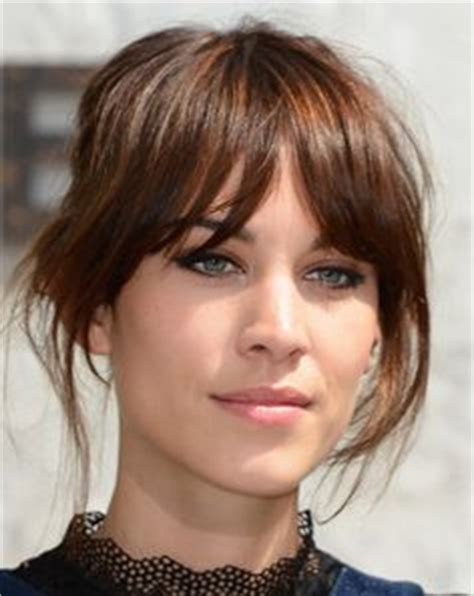 hair style for minimun hair on scalp 1000 images about hair on pinterest retro bangs
