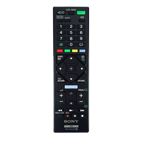 Tv Rm new genuine sony rm ed062 rmed062 tv remote ebay