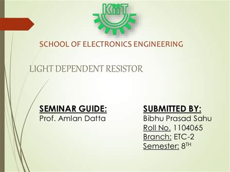 resistor ppt ppt on light dependent resistor 28 images ppt iv characteristics powerpoint presentation id