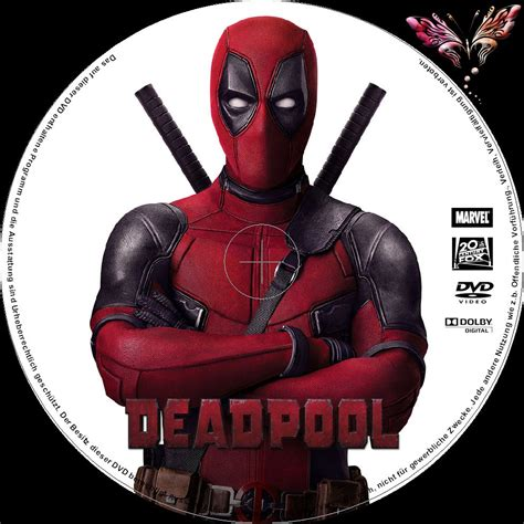 deadpool covers deadpool german dvd covers
