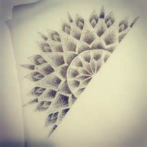 1000 ideas about half mandala tattoo on pinterest mandala tattoo