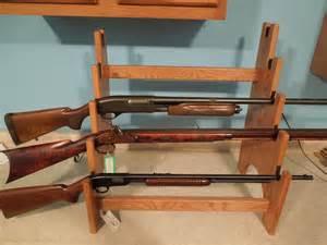 buy a made 5 gun rack display unit made to order
