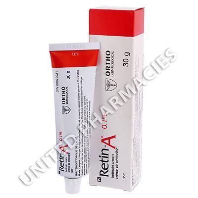 Retin A 0 1 Tretinoin retin a tretinoin united pharmacies