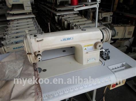 Mesin Jahit Juki Ddl 8500 used juki ddl 8500 sewing machine buy used industrial
