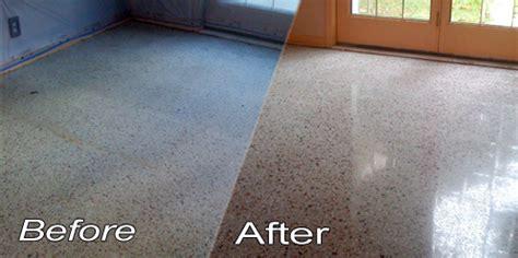 Terrazzo Floor Restoration by Marble Restoration Melbourne 187 Terrazzo