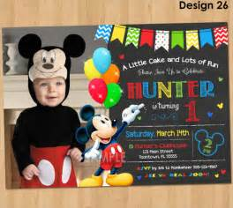 sle mickey mouse invitation template 13 documents in pdf psd word
