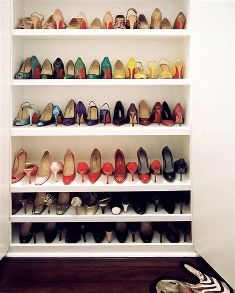 ways to organize shoes in closet 10 easy ways to create an organized closet interior