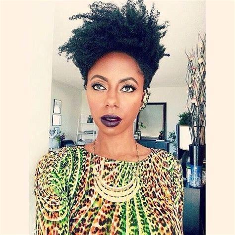Venita Puff adorablenaturals afro naturalhair fros curls puffs locs and