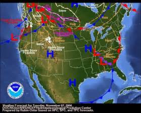 us forecast map weather weather forecast pictures photos images of weather