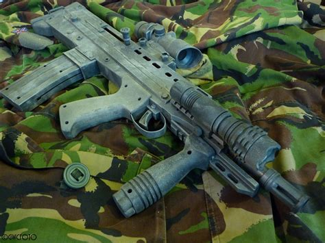 Merries Premium L22 L 22 l22 carbine by numptymcpillock on deviantart