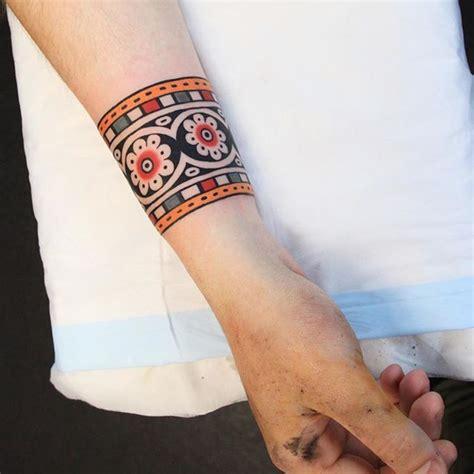 tattoo wrist cuff best 25 cuff ideas on mandala wrist