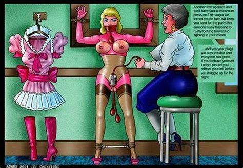Fe In Gallery Forced Feminization Art Picture