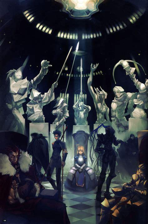 fate zero fate zero anime review outakuya