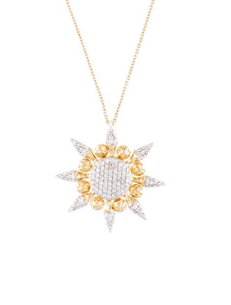 phillips house phillips house 14k diamond affair pendant necklace necklaces phh20069 the realreal