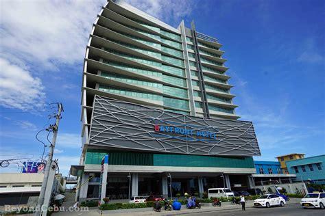 best hotels in cebu bayfront hotel cebu city philippines