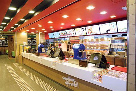 asian twist  fast food mise en place