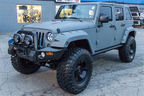 Jeep Anvil 2015 Line X Jeep Wrangler Rubicon Unlimited Anvil
