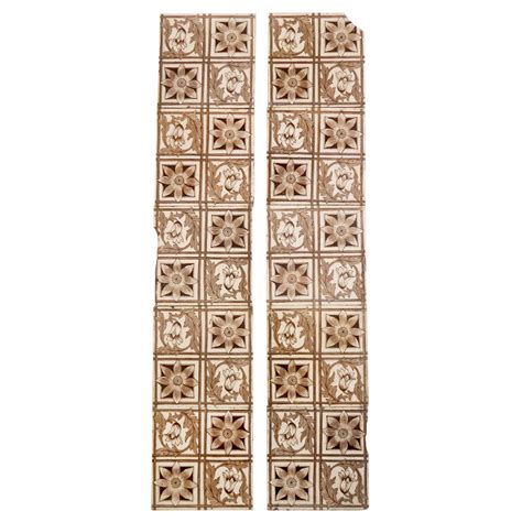 Fireplace Tile Sets by Original Fireplace Floral Tile Set Buy From Vfs