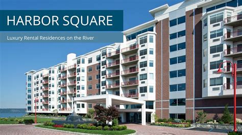 hrbr layout apartments for rent harbor square luxury apartments for rent in a hudson