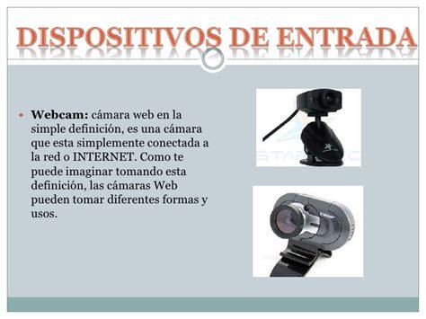 imagenes de un web cam dispositivos de entrada y salida