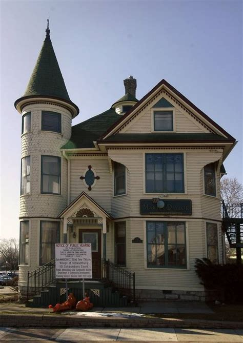 turret on a house schaumburg oks plans to renovate historic turret house
