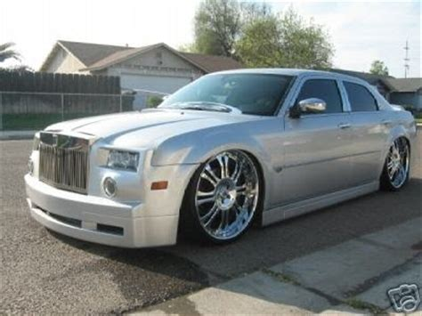chrysler rolls royce chrysler 300c 300c rolls royce phantom conversion