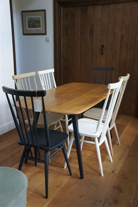 Ercol Dining Room Furniture Vintage Ercol And Farrow Refurbished Mobili 225 Farrow Ercol