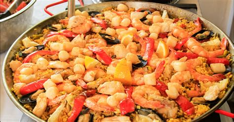 food rocks the real near tales of a true rocknroll chef books by lander sea food tales tallahassee s real paella offers
