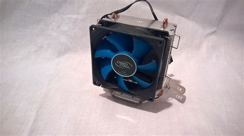 Deepcool Edge Mini Fs cpu coolers an introductory roundup small form factor network