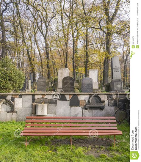jewish benching jewish cemetery bench editorial stock photo image 35296473